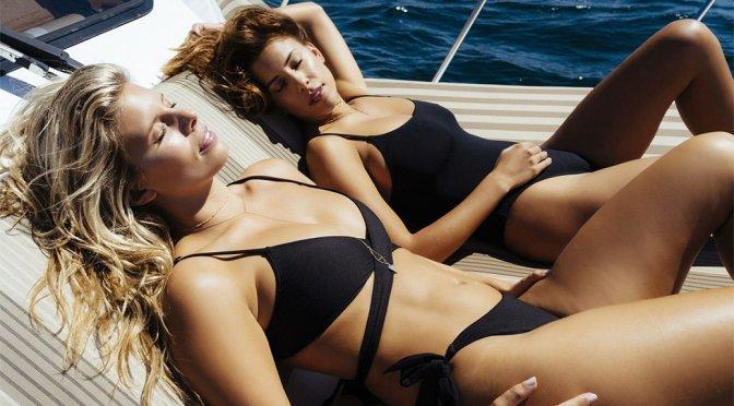 """Devin Brugman & Natasha Oakley – """"Esquire's Women We Love"""" Bikini Photoshoot (August 2016)"""