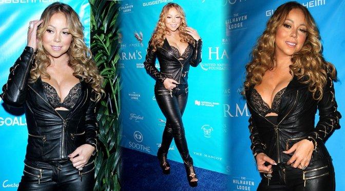 Mariah Carey – UN Gala in Los Angeles