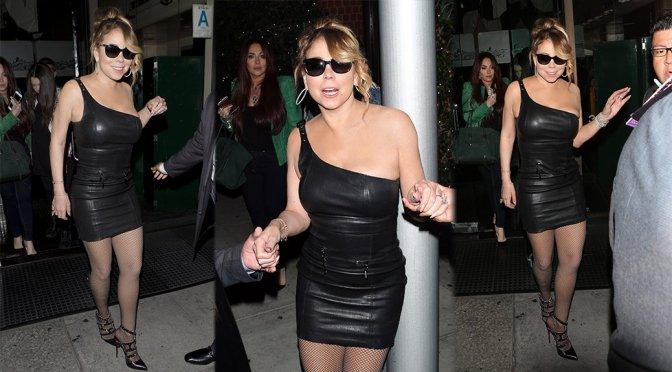 Mariah Carey – Candids in Beverly Hills