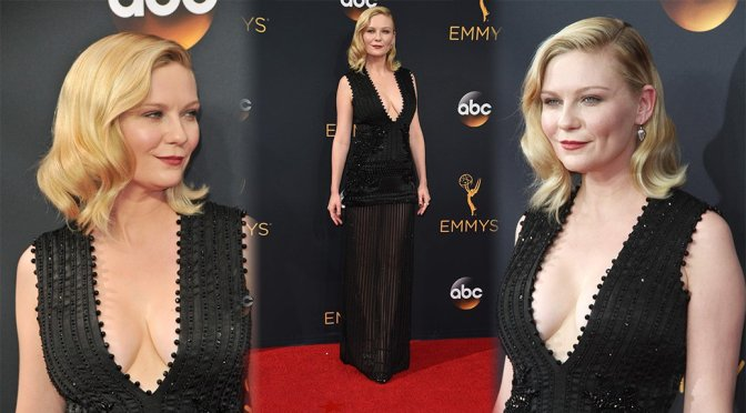 Kirsten Dunst – 68th Annual Primetime Emmy Awards