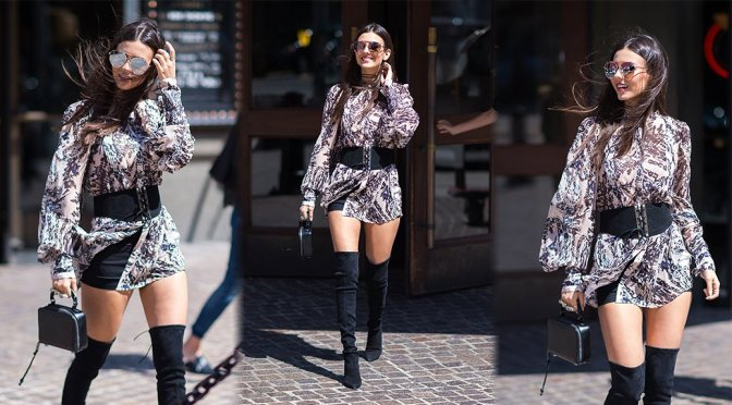 Victoria Justice – W Magazine It Girl Luncheon in New York City