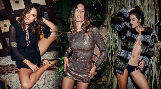 """Alessandra Ambrosio – """"ale by Alessandra"""" Photoshoot"""