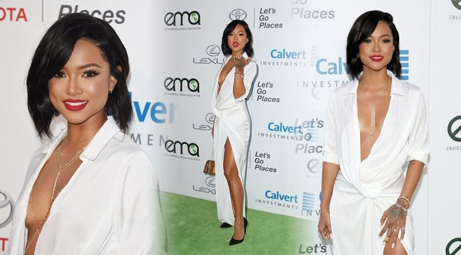 Karrueche Tran – Environmental Media Association Awards