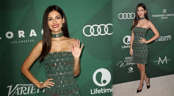 Victoria Justice – Variety's Power of Women Event in Los Angeles