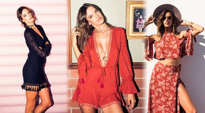 "Alessandra Ambrosio – ""Guide to Los Angeles"" Photoshoot by Jake Rosenberg"