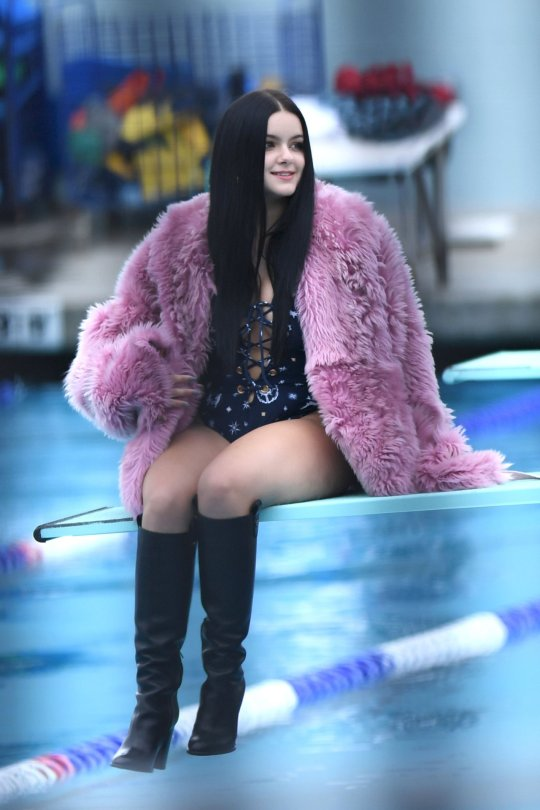 Ariel Winter - Swimsuit Photoshoot Candids in Los Angeles