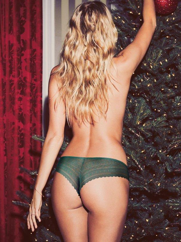 Elsa Hosk - Victoria's Secret Lingerie Photoshoot