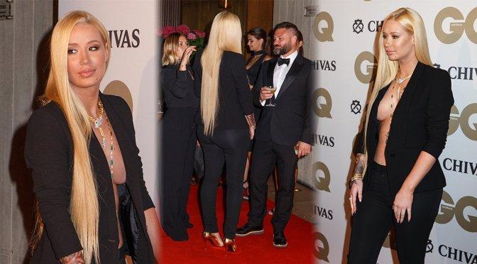 Iggy Azalea – GQ Men of The Year Awards in Sydney
