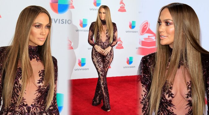 Jennifer Lopez – 17th Annual Latin Grammy Awards in Las Vegas