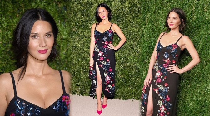 Olivia Munn – CFDA/Vogue Fashion Fund Awards