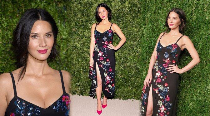 Olivia Munn - CFDA/Vogue Fashion Fund Awards