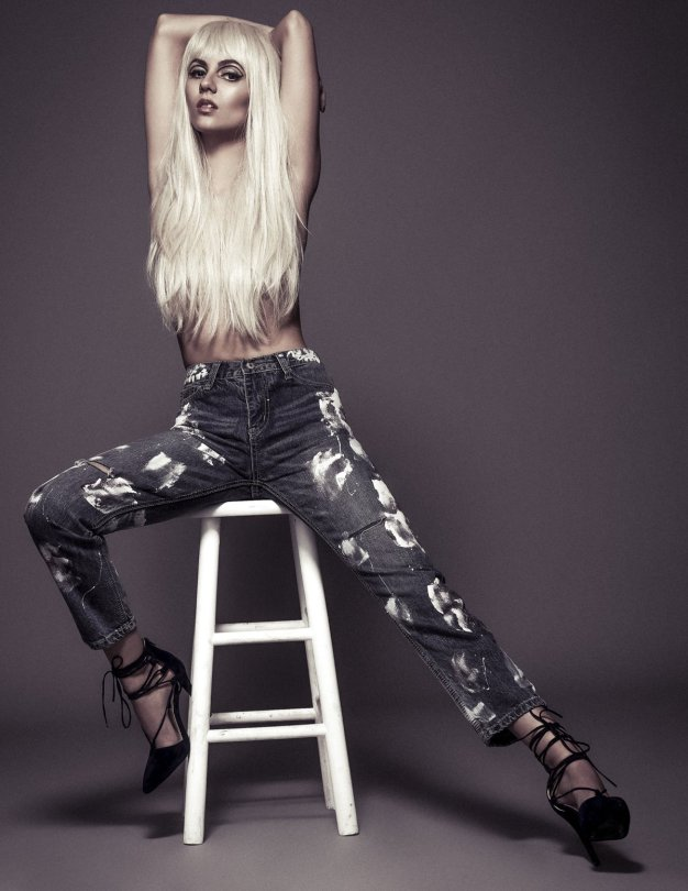 Victoria Justice - KODE Magazine Photoshoot