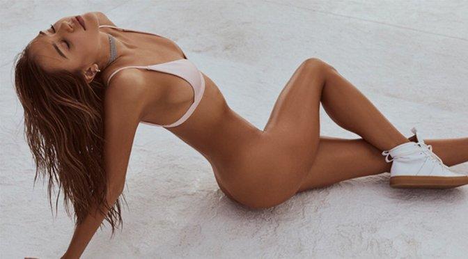 Alexis Ren – FaeSwim Bikini Photoshoot