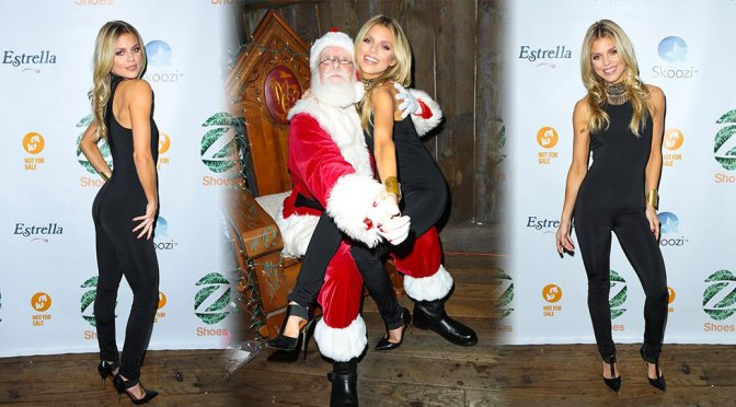 AnnaLynne McCord – Not For Sale Z Shoes Benefit