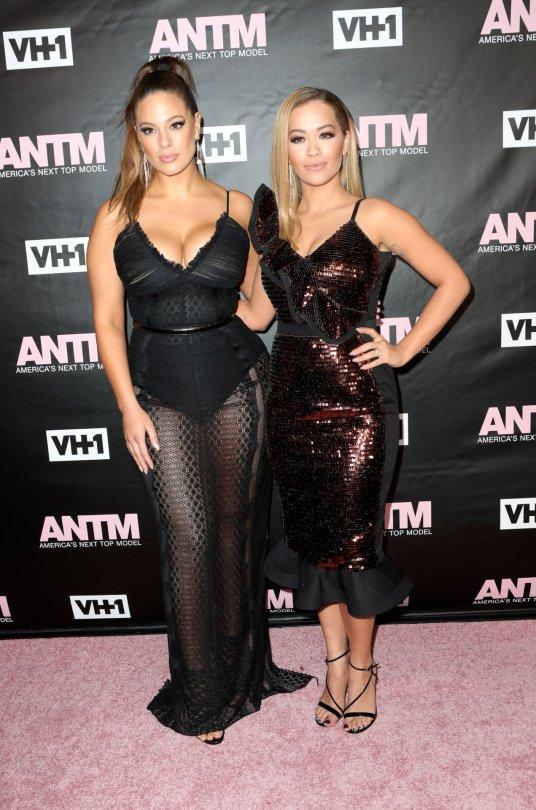 "Ashley Graham - ""America's Next Top Model"" Premiere Party"