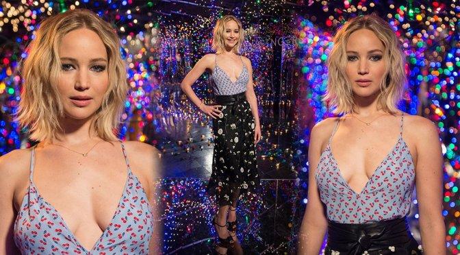 """Jennifer Lawrence - """"Passengers"""" Premiere in Los Angeles"""