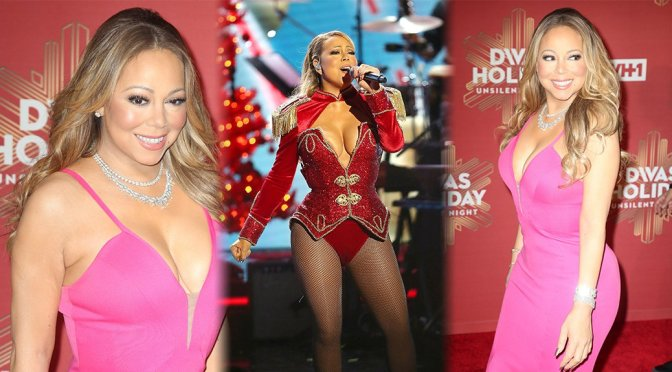 Mariah Carey – VH1 Divas Holiday Unsilent Night Event