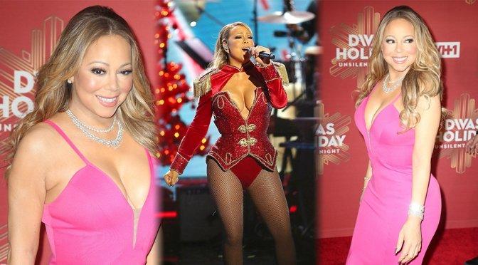 Mariah Carey – VH1 Divas Holiday Unsilent Night Event