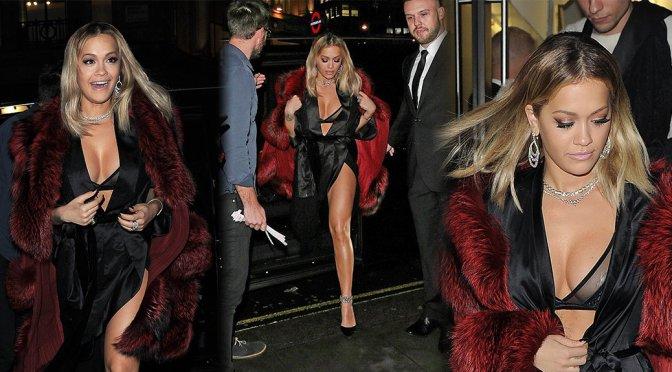 Rita Ora - Candids in London