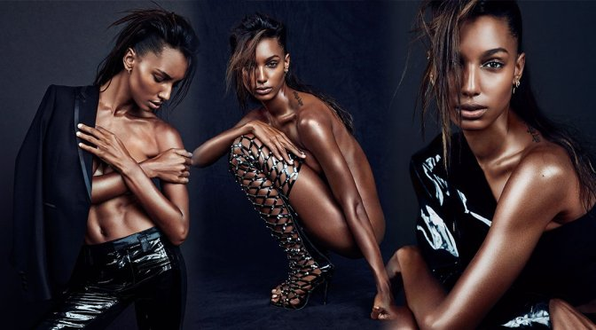 Jasmine Tookes – Photoshoot by Andrew Yee