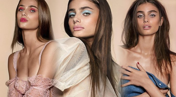 Taylor Marie Hill – Sunday Times Style 2017 Photoshoot