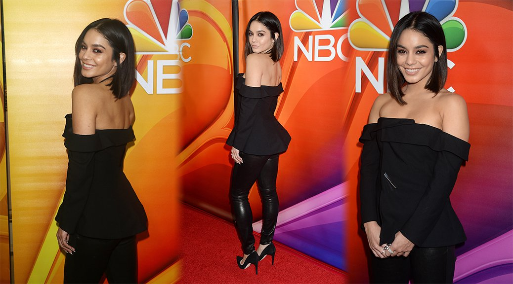 Vanessa Hudgens - NBCUniversal Winter Press Tour in Pasadena
