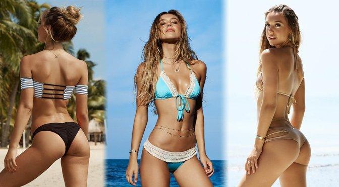 Alexis Ren – Beach Bunny Swimwear 2017