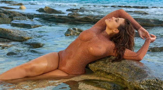 Ashley Graham – Sports Illustrated Swimsuit Issue 2017