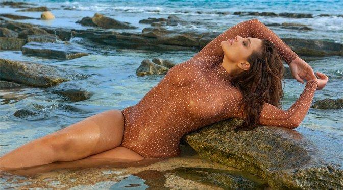 Ashley Graham – Sports Illustrated Swimsuit Issue 2017