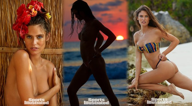 Bianca Balti – Sports Illustrated Swimsuit Issue 2017
