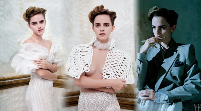 Emma Watson – Vanity Fair Magazine (March 2017)