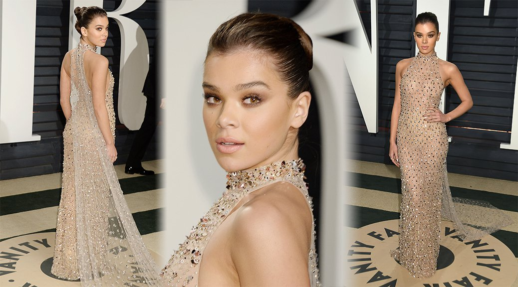 Hailee Steinfeld - 2017 Vanity Fair Oscar Party in Beverly Hills