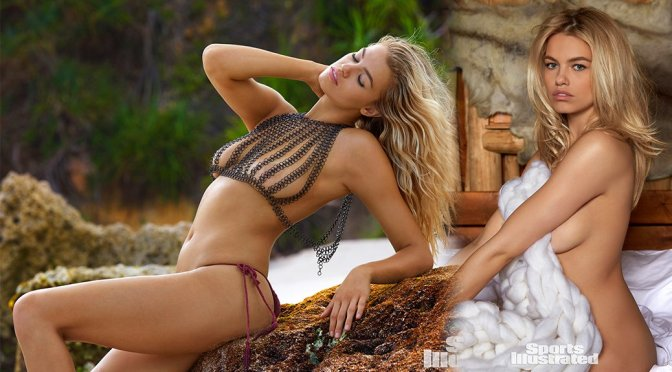 Hailey Clauson – Sports Illustrated Swimsuit Issue 2017