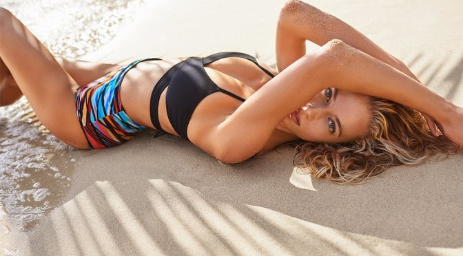 Hannah Ferguson – KikiRio Bikini Photoshoot