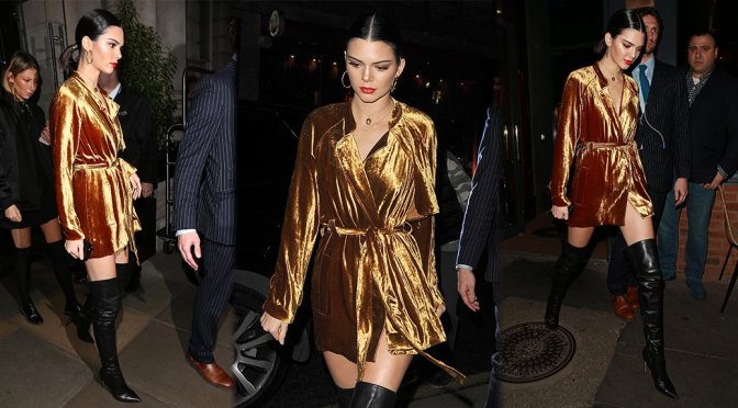 Kendall Jenner – Candids in London