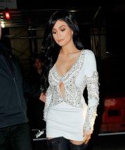 Kylie Jenner (18)