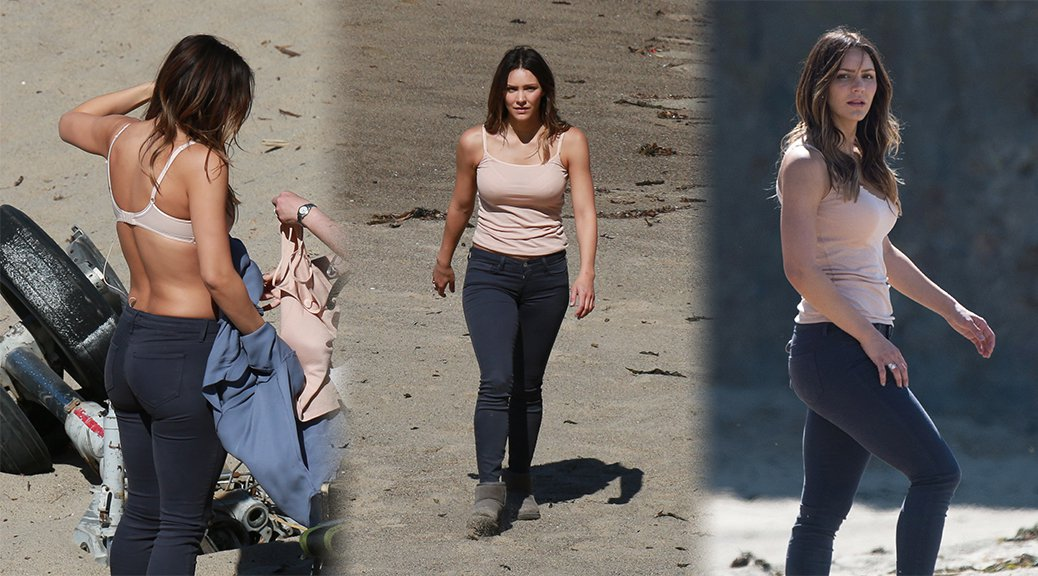 "Katharine McPhee on ""Scorpion"" Set in Los Angeles"