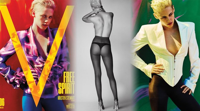 Kristen Stewart – V Magazine (Spring 2017)