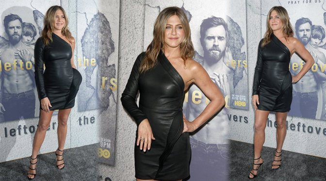 "Jennifer Aniston – ""The Leftovers"" Season 3 Premiere in Los Angeles"