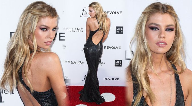 Stella Maxwell – Daily Front Row's 3rd Annual Fashion Awards