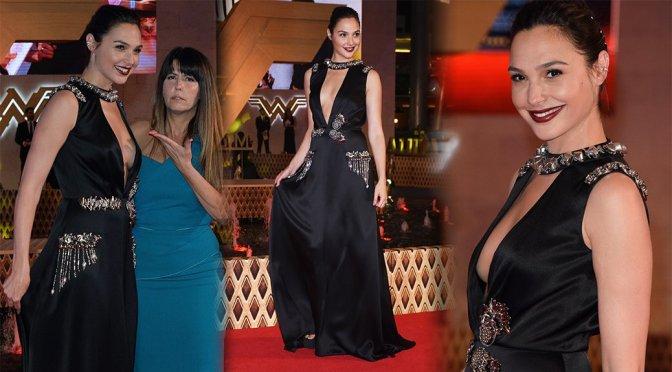 """Gal Gadot – """"Wonder Woman"""" Premiere in Mexico City"""