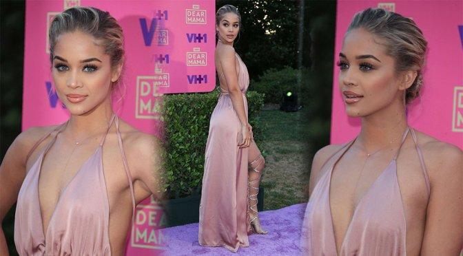 "Jasmine Sanders – VH1 ""Dear Mama"" Premiere in Los Angeles"