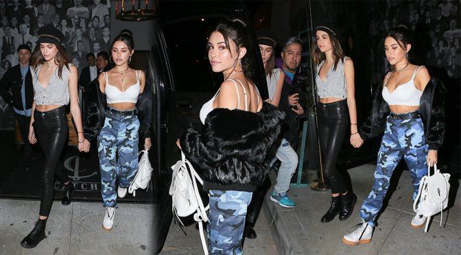 Madison Beer – Candids in Los Angeles