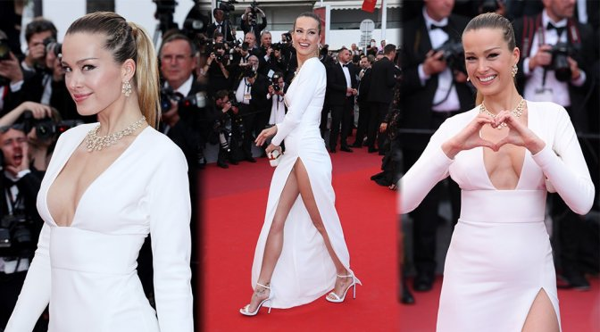 "Petra Nemcova – ""Loveless"" Premiere in Cannes"