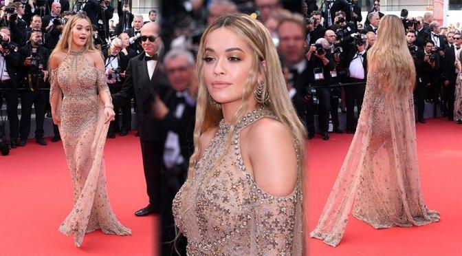 Rita Ora – Anniversary Soiree in Cannes
