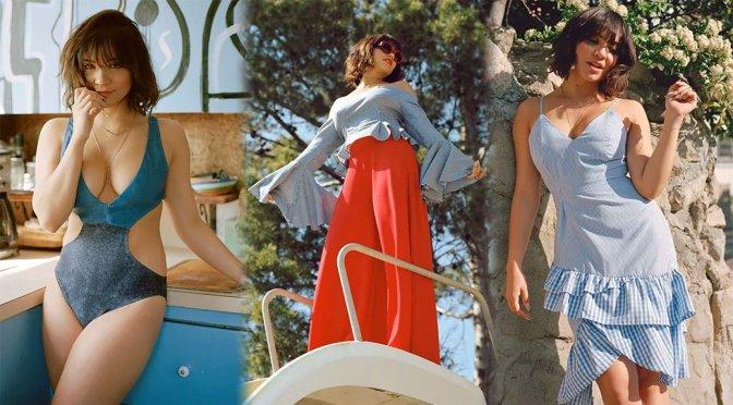 "Stella Hudgens – ""Stella Hudgens x Boohoo"" Collection 2017"