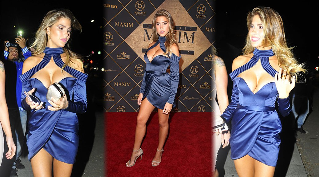 Kara Del Toro - Maxim Hot 100 Event in Hollywood