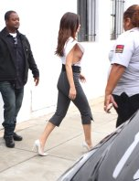 Selena Gomez Braless Nipslip Boobslip