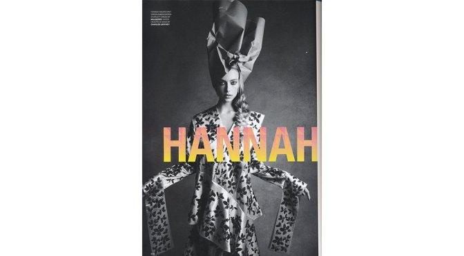 Hannah Ferguson – Love Magazine Nude Photoshoot (July 2017)