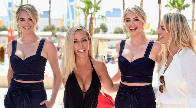 Kate Upton – JBL Fest – Poolside: Sounds of Summer in Las Vegas